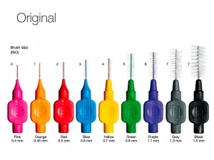 interdental brushes used in non surgical treatment