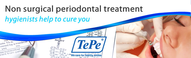 non surgical periodontal treatment