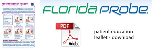 patient education stages of gum disease