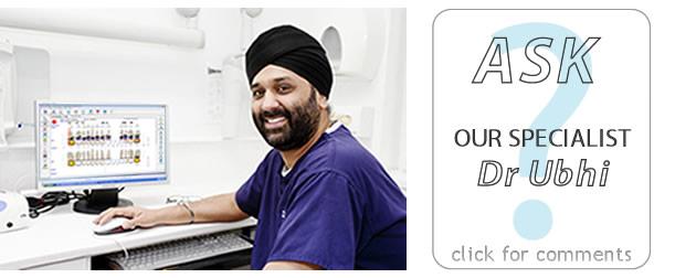 periodontist and sedation dentist Dr Boota Ubhi