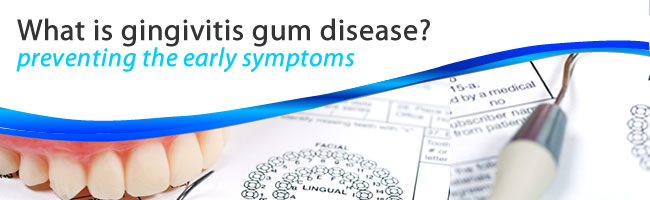 what is gingivitis gum disease